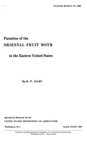 Parasites of the oriental fruit moth in the eastern United States