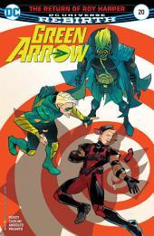 Green Arrow (2016-) #20