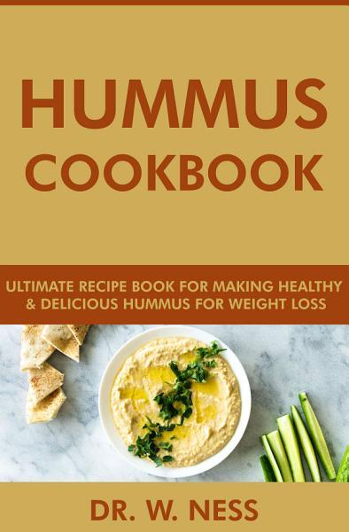 Hummus Cookbook