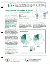 Housing profile: Milwaukee, Wisconsin
