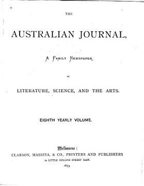The Australian Journal PDF
