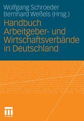 Handbuch Arbeitgeber- und Wirtschaftsverbände in Deutschland
