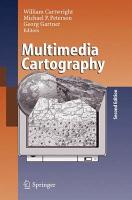 Multimedia Cartography PDF