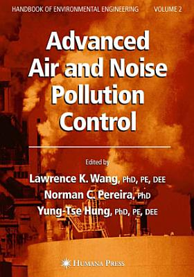 Advanced Air and Noise Pollution Control PDF
