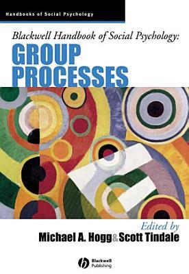 Blackwell Handbook of Social Psychology PDF