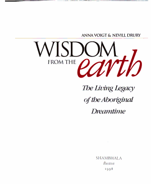 Wisdom from the Earth