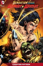 Sensation Comics Featuring Wonder Woman (2014-) #15