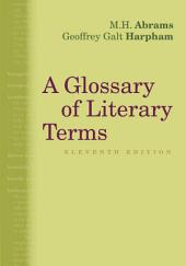 A Glossary of Literary Terms: Edition 11