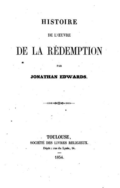 Download The History of Redemption Book
