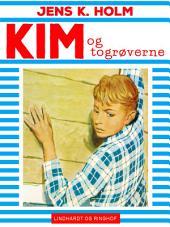 Kim og togrøverne: Bind 17