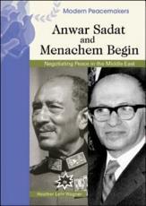 Anwar Sadat and Menachem Begin PDF