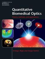Quantitative Biomedical Optics PDF