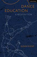 Dance Education PDF