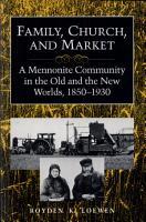 Family  Church  and Market PDF