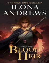 Blood Heir (Aurelia Ryder #1)