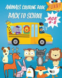 Animals Coloring Book Back to School PDF