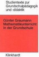 Mathematikunterricht in der Grundschule PDF