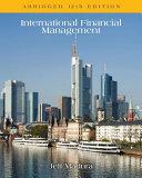 International Financial Management  Abridged