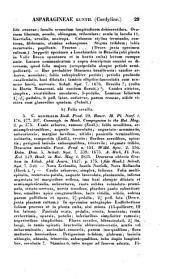 Enumeratio plantarum omnium hucusque cognitarum, secundum familias naturales disposita, adjectis characteribus, differentiis et synonymis: Volume 5