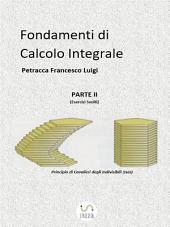 Fondamenti di Calcolo Integrale: Parte 2
