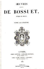 Oeuvres complètes. --: Volume 4