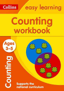 Collins Easy Learning Preschool   Counting Workbook Ages 3 5  New Edition
