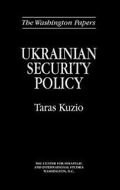 Ukrainian Security Policy