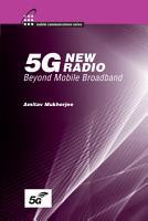 5G New Radio  Beyond Mobile Broadband PDF