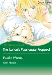 The Italian's Passionate Proposal: Harlequin Comics