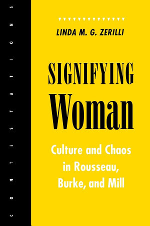 Signifying Woman