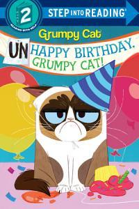 Unhappy Birthday  Grumpy Cat   Grumpy Cat  Book