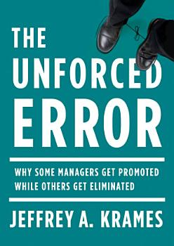 The Unforced Error PDF