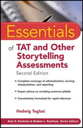 Essentials of TAT and Other Storytelling Assessments: Edition 2