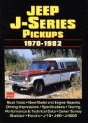 Jeep J-Series Pickups 1970-82 Performance Portfolio