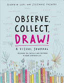 Observe  Collect  Draw