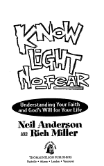 Know Light, No Fear