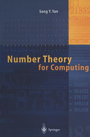 Number Theory for Computing PDF