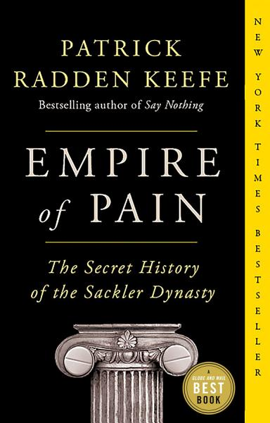 Download Empire of Pain Book