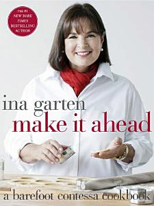 Make It Ahead Book
