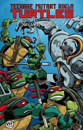 Teenage Mutant Ninja Turtles Classics, Vol. 9
