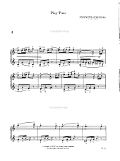 The Music students piano course: a standard textbook for the systematic training of ears, fingers and mind in piano playing and musicianship, Volume 2, Issue 1