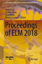 Proceedings of ELM 2018