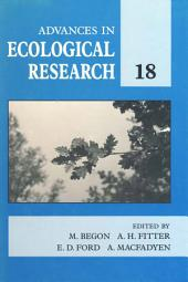 Advances in Ecological Research: Volume 18