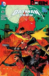 Batman and Robin (2011-) #36