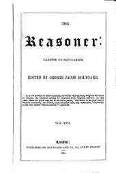 The Reasoner: Volume 17, Issues 423-449
