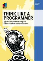 Think Like a Programmer PDF