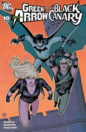 Green Arrow and Black Canary (2007-) #10