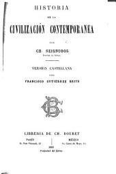 Historia de la civilización contemporanea
