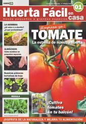 Huerta Fácil en casa 1 - Cultiva desde pequeños a grandes espacios: Curso visual y práctico