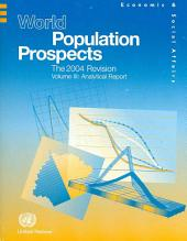 World Population Prospects: The 2004 Revision. Analytical report
